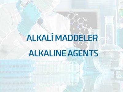 Alkali Maddeler
