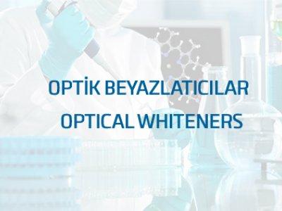 Optik Beyazlatıcılar