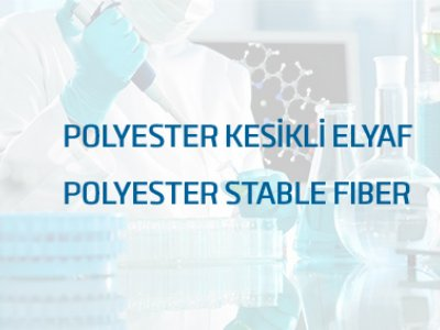Polyester Stable Fiber